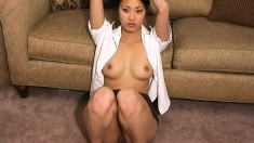 Kitana wants to turn you on by revealing her amazing hot body