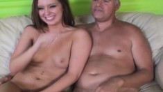 Beautiful Brunette Maddy Pleases A Big Dick And Has Fun With Sex Toys