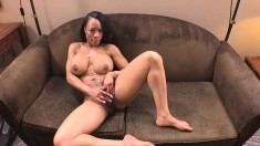 Big Boobs Ebony Babe Hottie Interracial Fuck