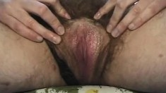 Amateur Milf Extreme Hairy Pussy