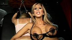 Miss Morgan Ray has a dark lesbian side she shows to Dia Zerva