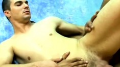 Cumswapping guys Aco and Ian indulge in their freaky fantasies