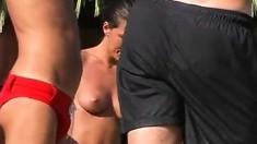 Nudist Beach Camera