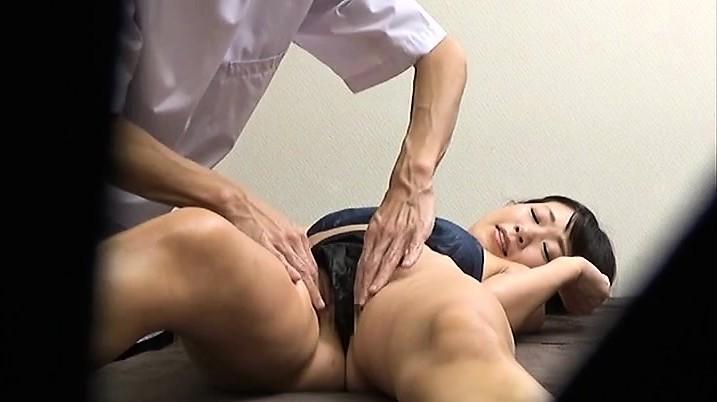 Milf Massage Hidden Cam
