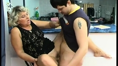 Russian Mature Fucked In The Bathroom Russian