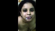 Bust Indian Blowjob And Cum Shot 3
