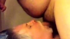 Sucking Daddys Cock