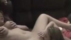 1st Time Lesbian Sex