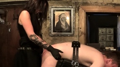 Cfnm fetish femdoms bdsm action